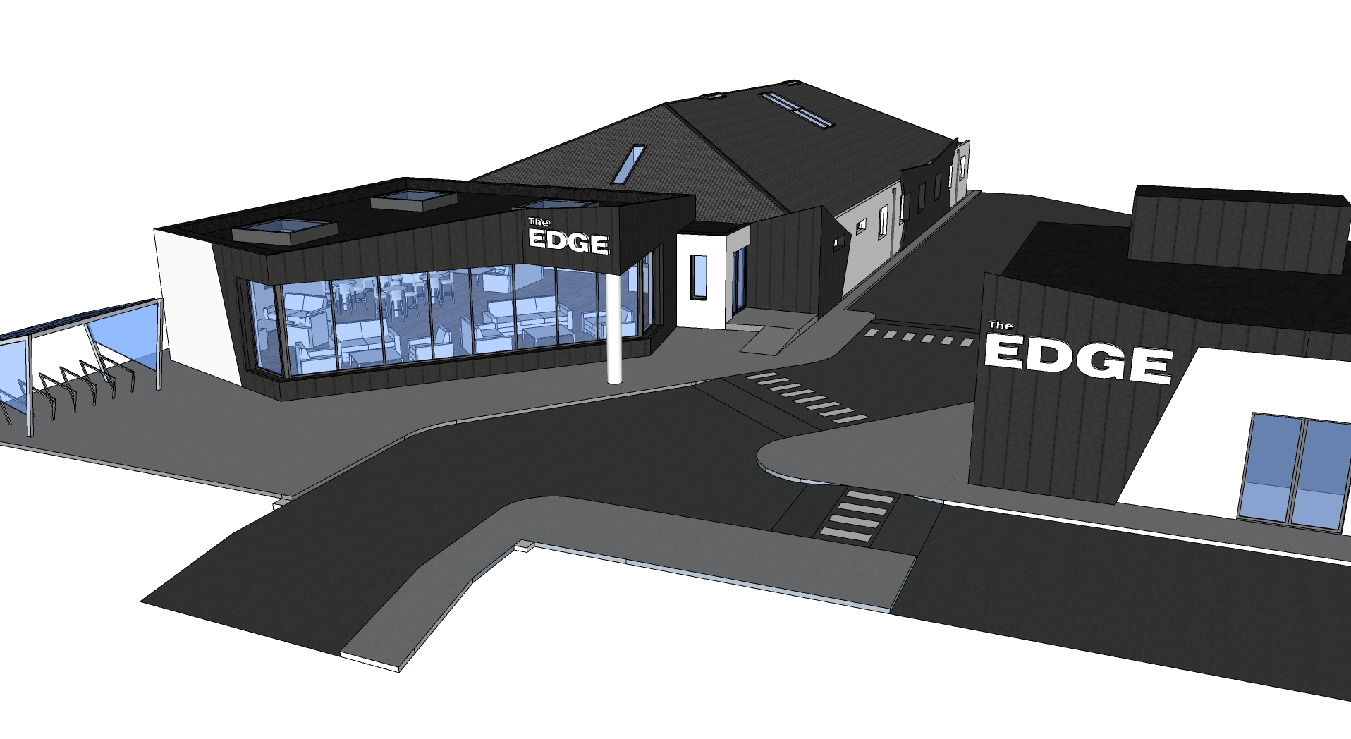 The Edge Dublin