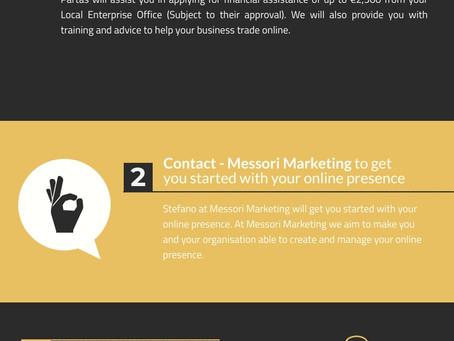Move your business online- Trading Online Voucher Scheme