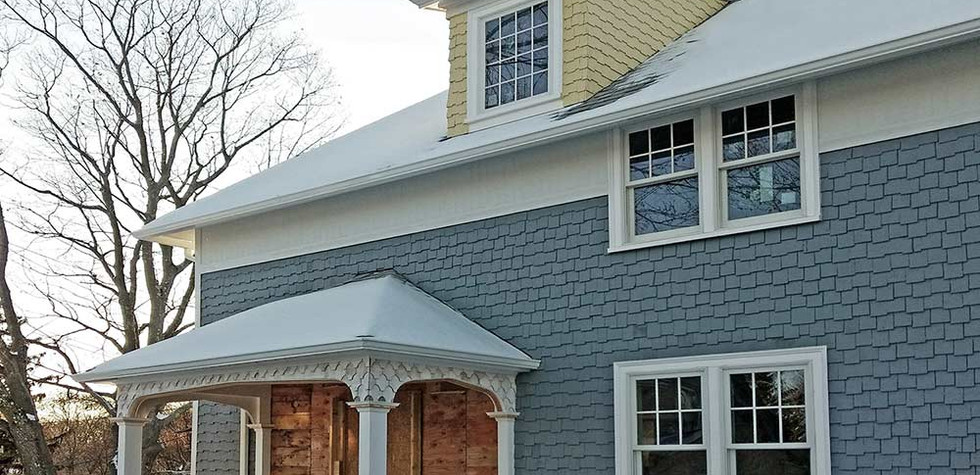 Carriage House - In Progress