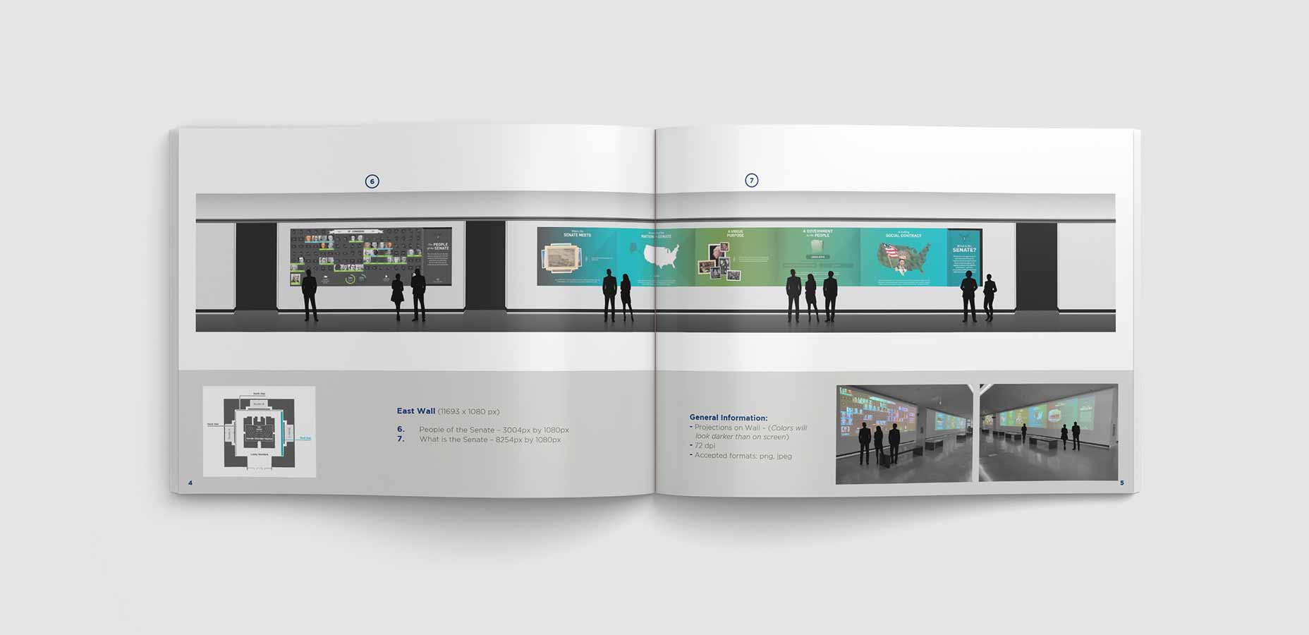 EXHIBIT GUIDE, INFOGRAPHIC