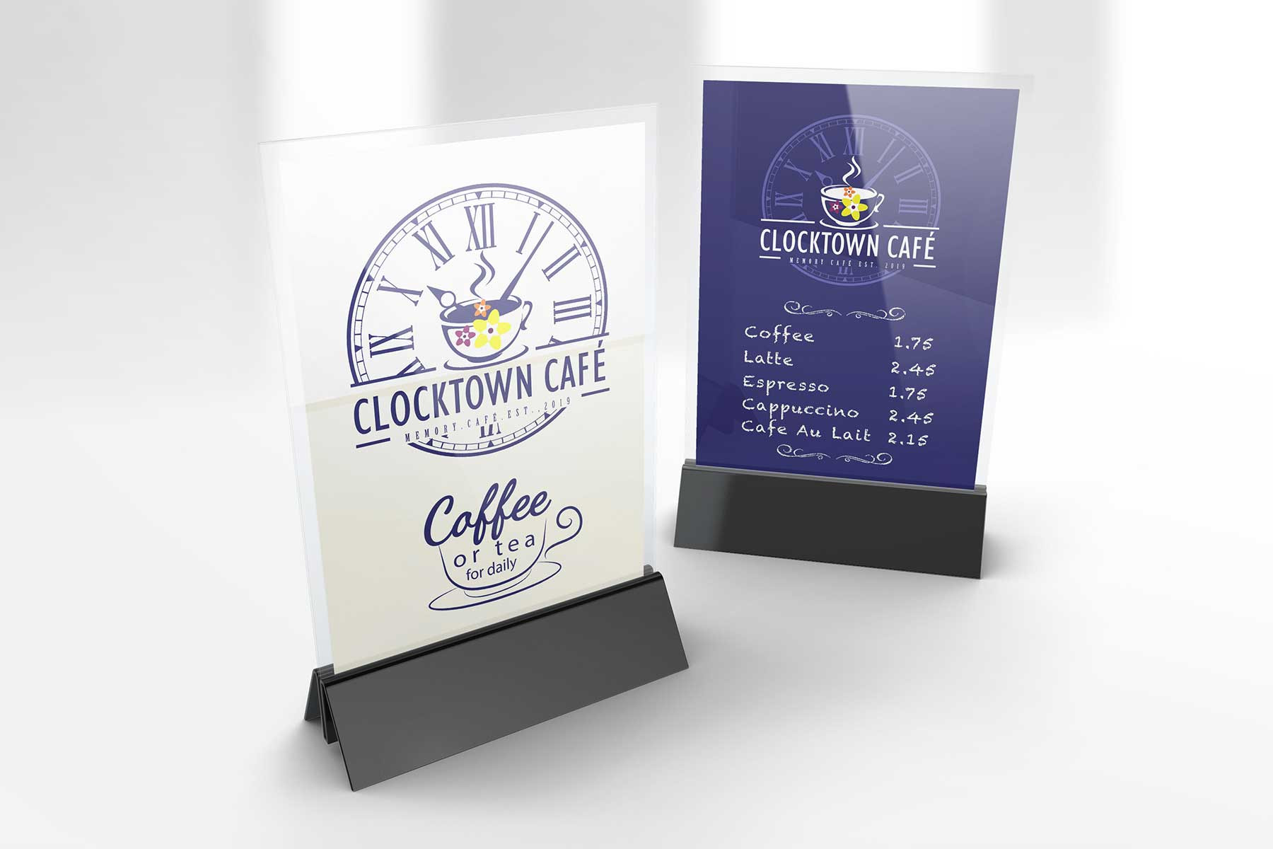 LOGO, PROMOTIONAL, MENU DESIGN