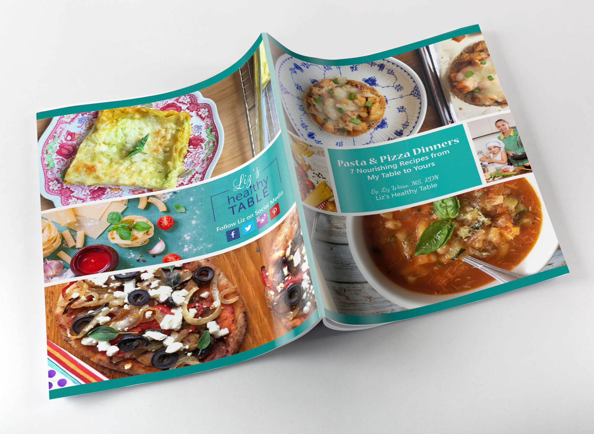 cook book full cover
