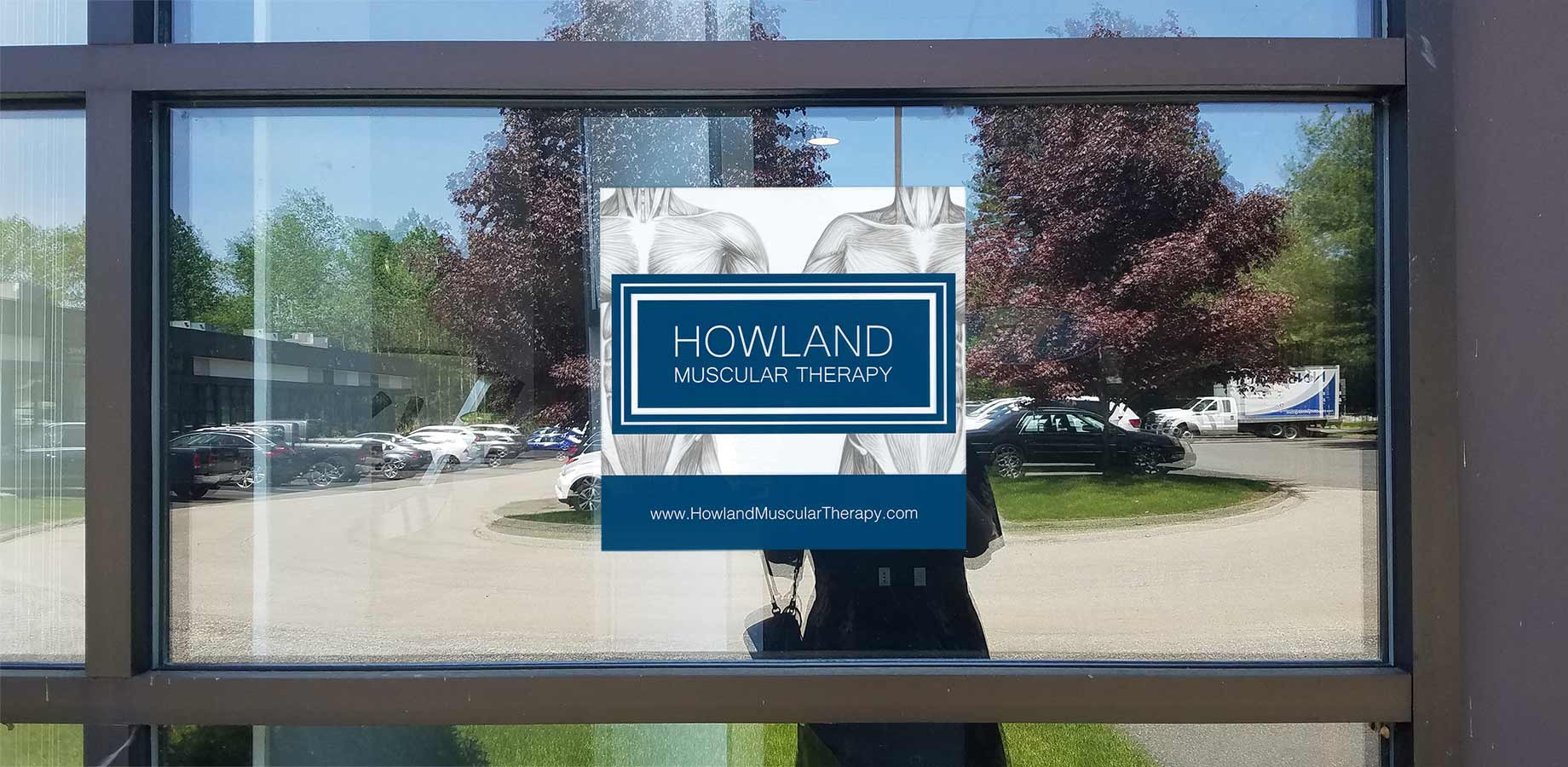 BRANDING, WINDOW CLING, SIGNAGE
