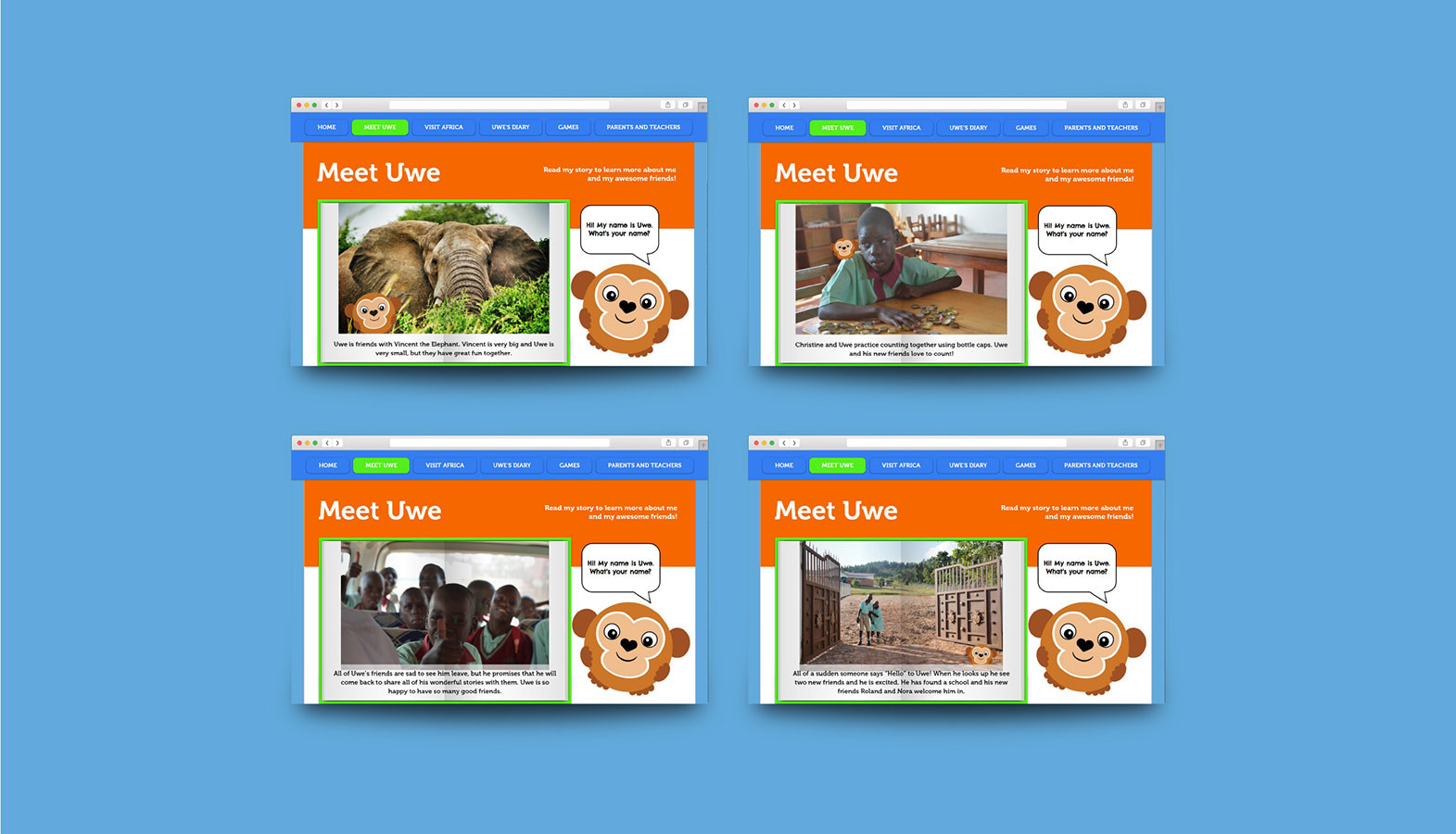 BRANDING, CHARACTER DESIGN, BRAND STRATEGY, WEBSITE DESIGN