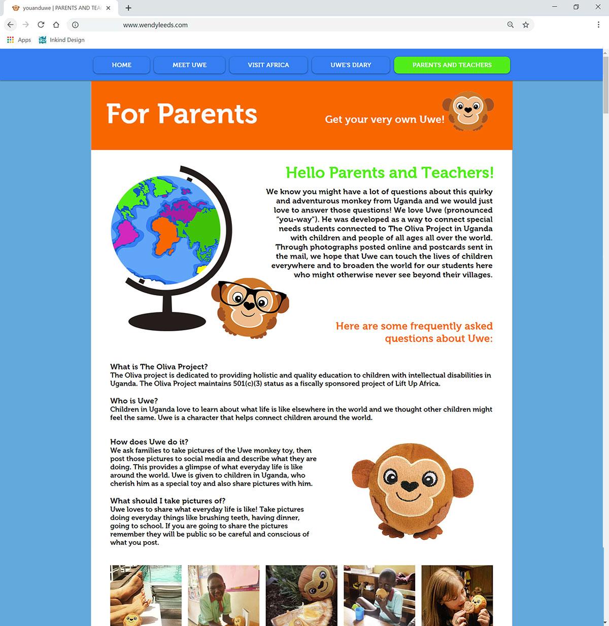 CHILDREN'S-WEBSITE