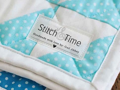 STITCH & TIME