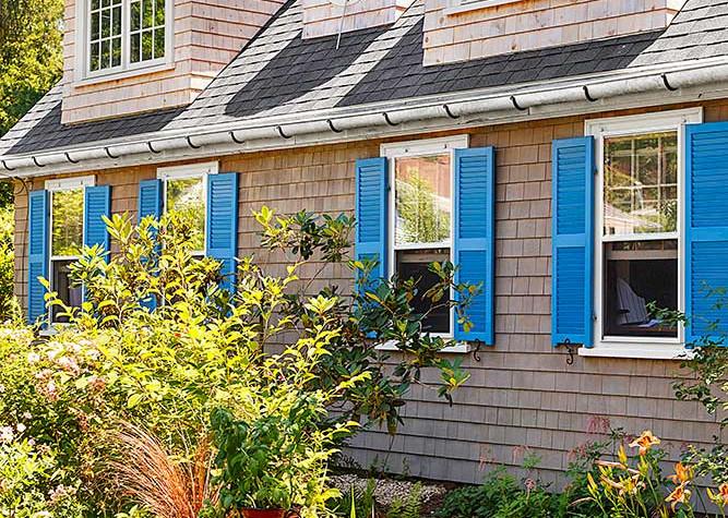 Cottage Dormer House - After