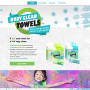 BODY CLEAN TOWELS WEBSITE