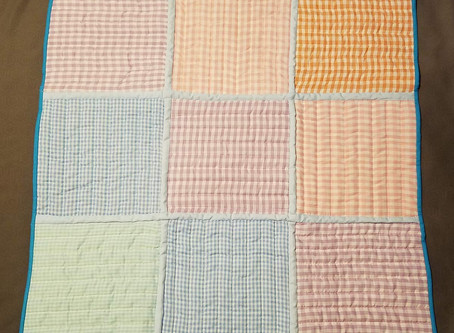 A Baby Blanket With History