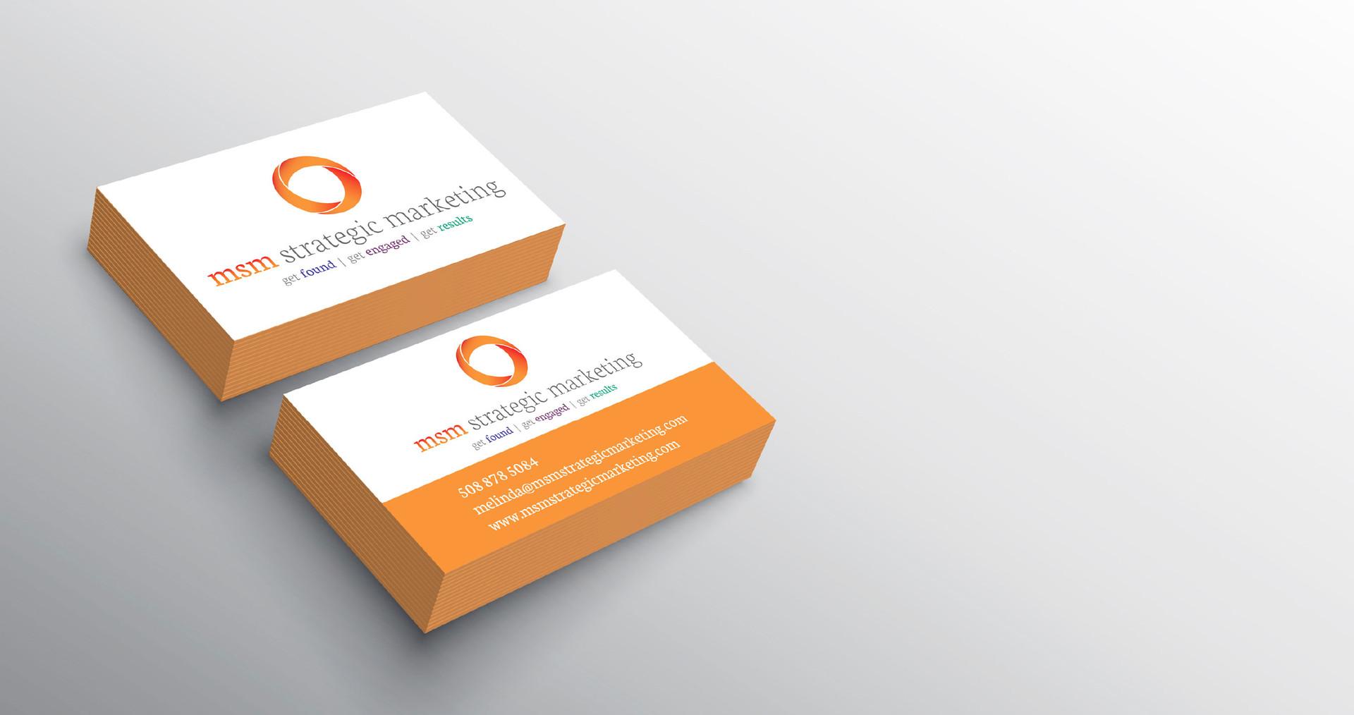 BRANDING, BUSINESS CARDS