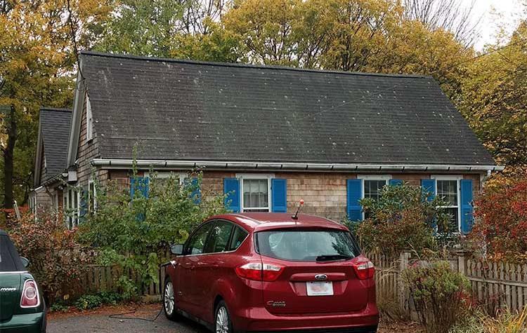 Cottage Dormer House - Before