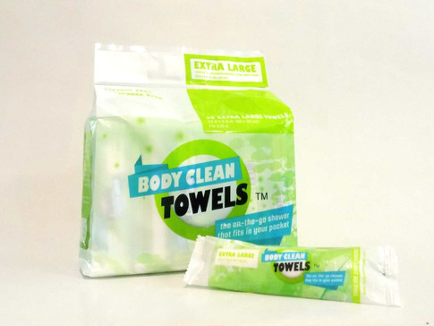 BODY CLEAN TOWELS