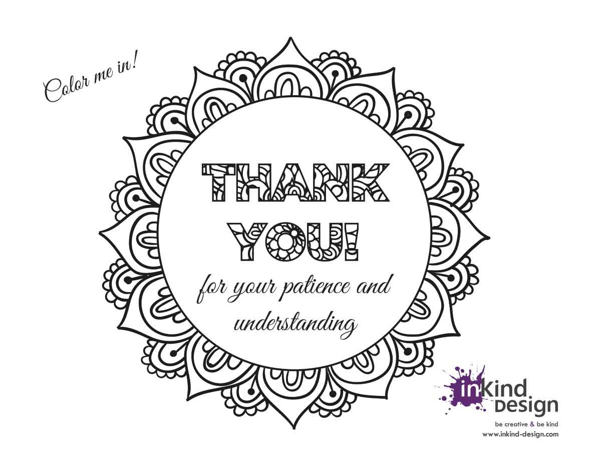 BRANDING, PROMOTIONAL, COLORING PAGE