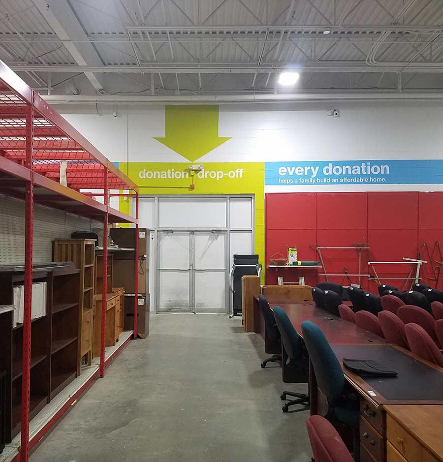GCE Architecture - Habitat ReStore