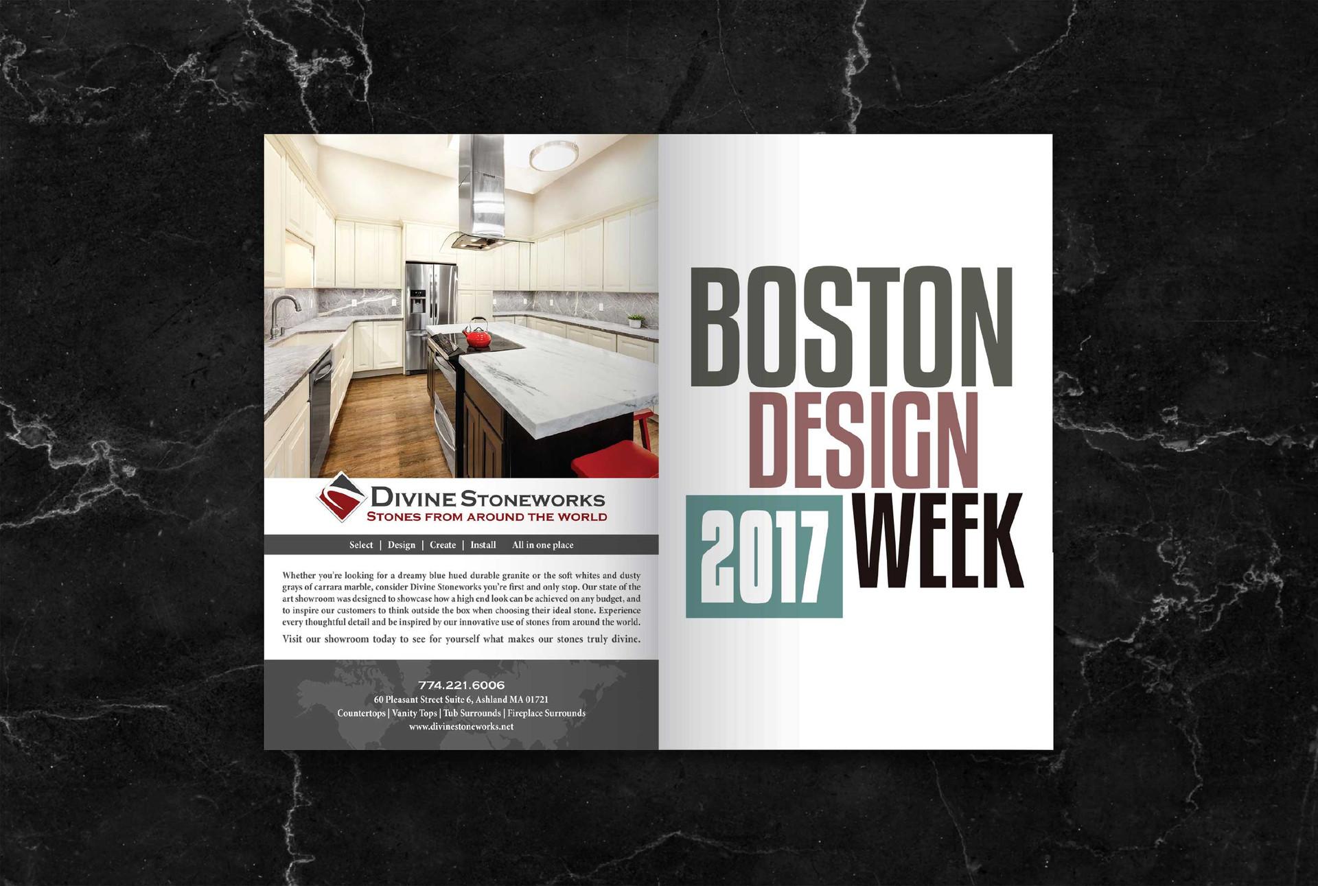 boston design week full-page ad