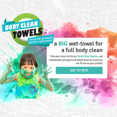 BODY CLEAN TOWELS WEBSITE