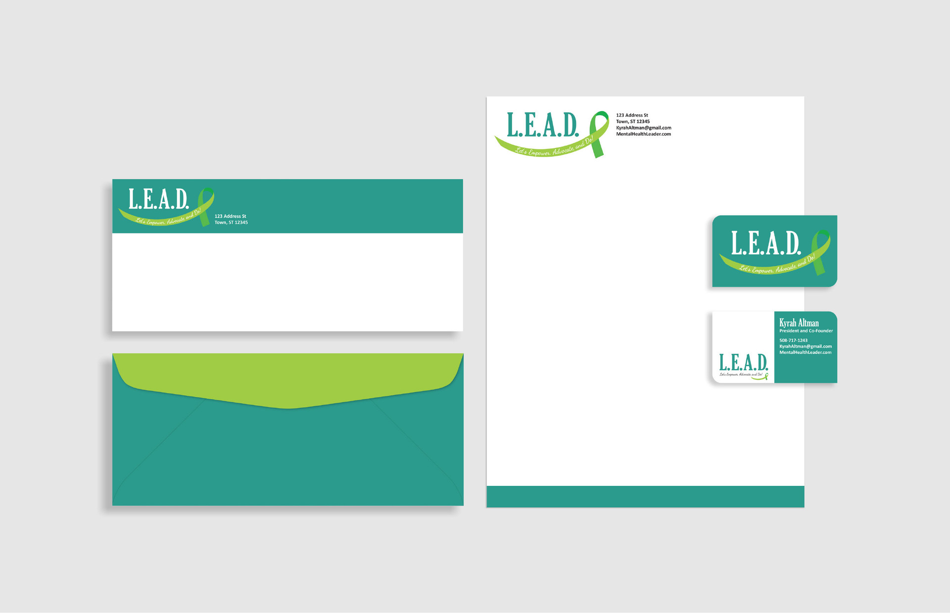 LOGO, STATIONERY, PRINT DESIGN