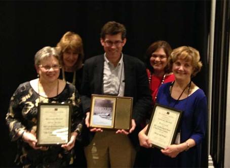 Crime Bake - The Al Blanchard Award 2017
