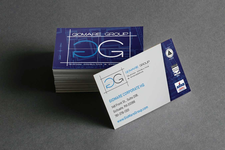 BUSINESS CARDS, PRESS KIT, LEAVE BEHIND, PRINT DESIGN