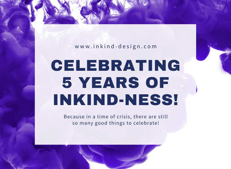 Celebrating 5 Years of Inkindness