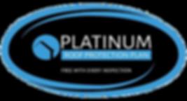Platinum Roof Warranty