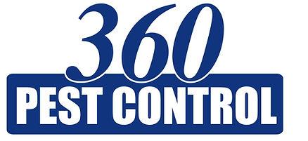360 Pest Control Logo