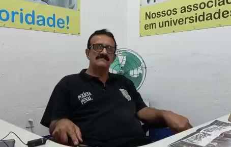 CHACRINHA, PRESIDENTE DA ASSPEN-RJ E PRESIDENTE DE HONRA DA AGEPPEN-BRASIL