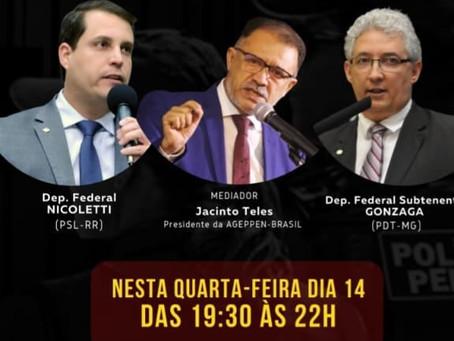 AGEPPEN-BRASIL PROMOVE DEBATE SOBRE A PRIVATIZAÇÃO DO SISTEMA PENITENCIÁRIO