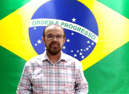 Deputado Federal Lincoln Portela fala sobre a Polícia Penal de Minas Gerais e su regulamentação.