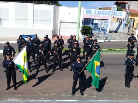 POLÍCIA PENAL DO TOCANTINS COMPLETA 4 ANOS EM BUSCA DE RECONHECIMENTO