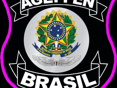 AGEPPEN-BRASIL MUDA BRASÃO PARA DESTACAR OUTUBRO ROSA
