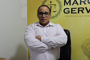 Marcelo Gervásio - primeiro presidente d
