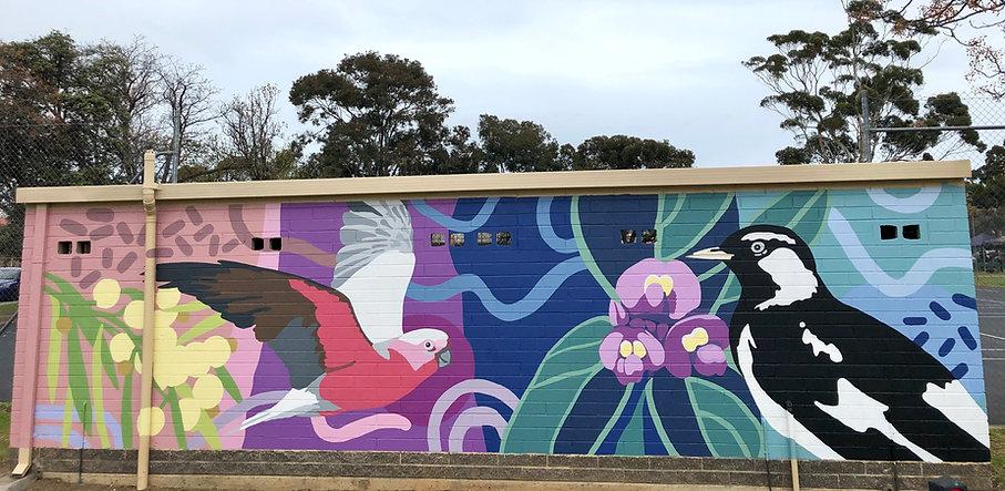 Alberton Mural