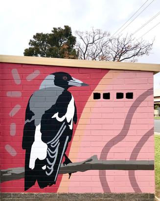 Alberton Community mural