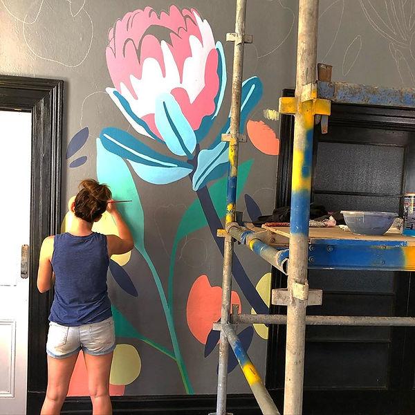 ella painting at the franklin.jpg