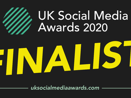 UK SOCIAL MEDIA AWARD FINALISTS
