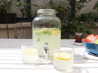 La boisson de l'été, la limonata !