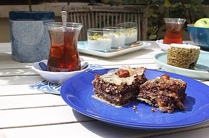 baklava chocolat noisette