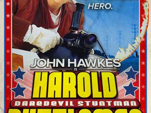 FILM REVIEW -The Return of Harold Buttleman: Daredevil Stuntman
