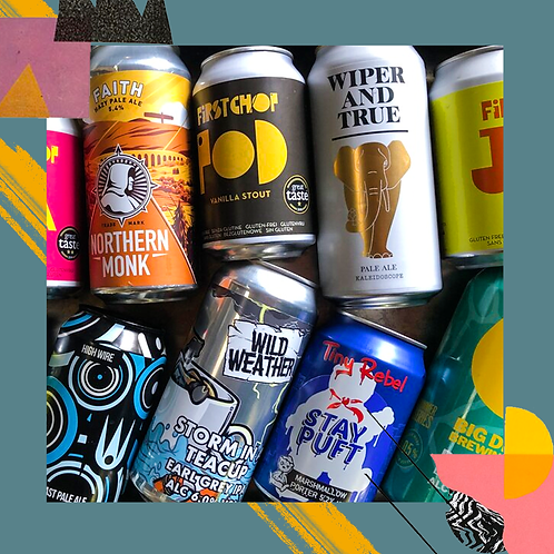 Craft Beer Selection 6 pack