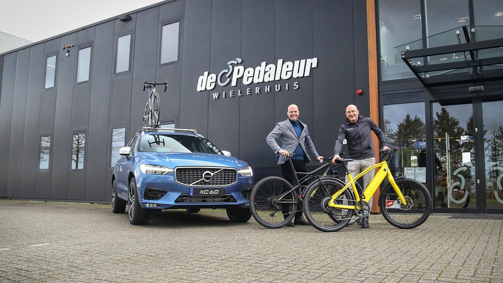 Volvo Harrie Arendsen / De Pedaleur Bikes