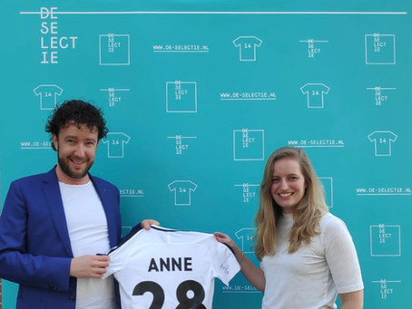 Transfer Anne Berndsen