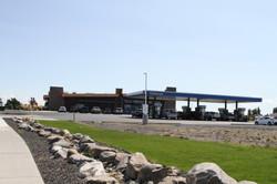 Half- Sun Travel Plaza, Moses Lake
