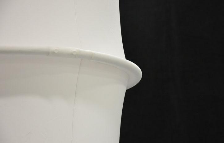 hoop-column
