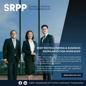 Debt Restructuring & Business Reorganization Workshop