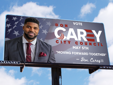 Former Detroit Lions safety Don Carey picks 'craziest time' to run for political office