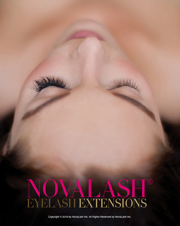 Novalash American volume lash extensions
