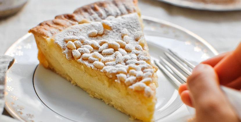 """""""Torta della Nonna"""" (Grandma Cake)"""