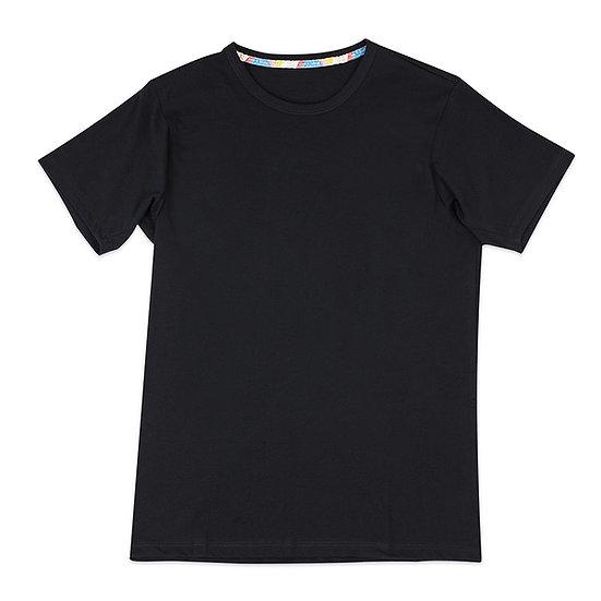 Triple Black Supima Cotton T-Shirts