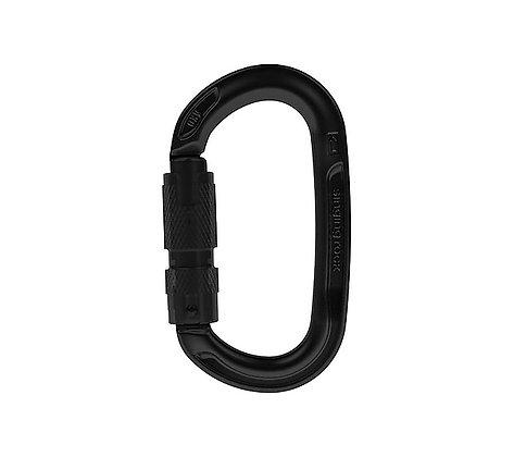 OXY Triple Lock Black - SINGING ROCK